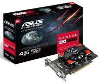 RX550-4G Asus Radeon RX 550 4GB GDDR5 128-bit Graphics Card