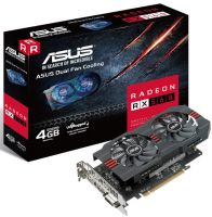 RX560-4G-EVO Asus Radeon RX 560 EVO Edition 4GB GDDR5 128-bit Graphics Card