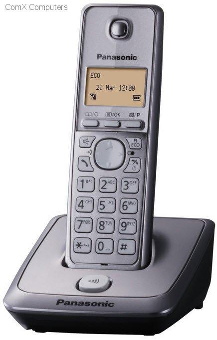 Specification sheet (buy online): MKXTG2711SAM Panasonic Dect (KX