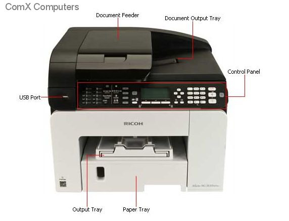 Specification sheet (buy online): RICOH SG3100SNW RICOH SP