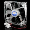 FAN006 Unbranded Chassis Fan 120mm Neon Multicolored